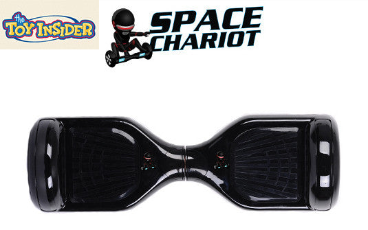 "Space Chariot Hoverboards rated #1 by ""The Toy Insider"""