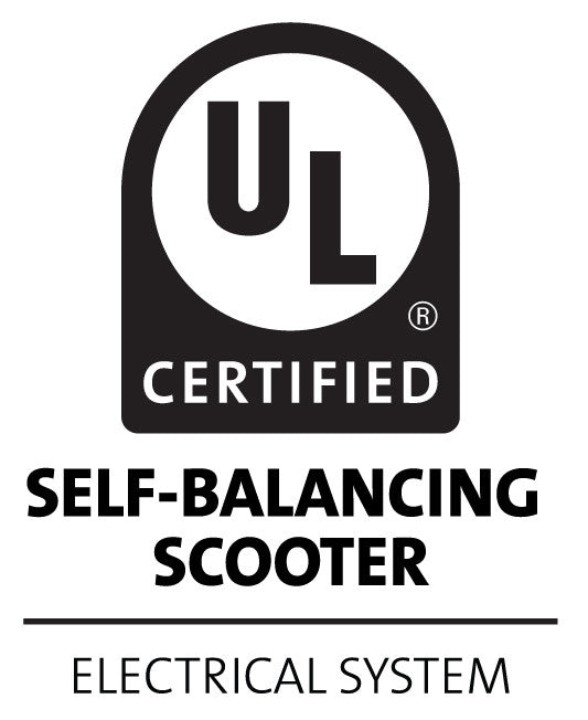Space Chariot, Inc. Hoverboards are UL 2272 certified