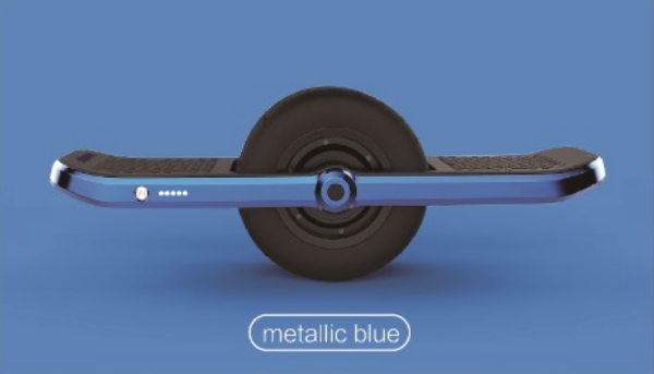 "One Wheel Hoverboard ""X2"" - Blue"