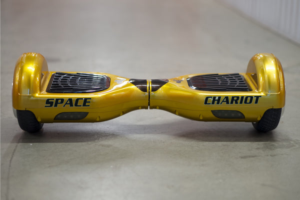 Original Hoverboard - 'Flawless Gold' - Space Chariot