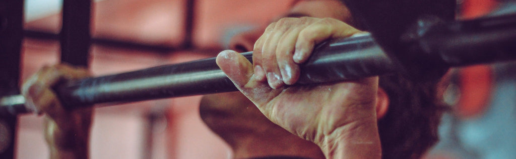 How to Improve Pull-up Grip Strength