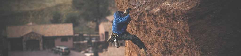 How to Improve Grip Strength for Rock Climbing