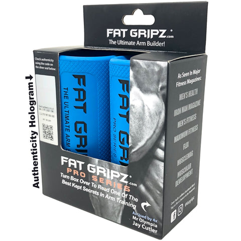 Pro Series Grips by Fat Gripz - Fat Bar Training For Hand and Arm Strength