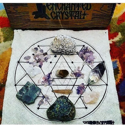 Crystal Grid Elements