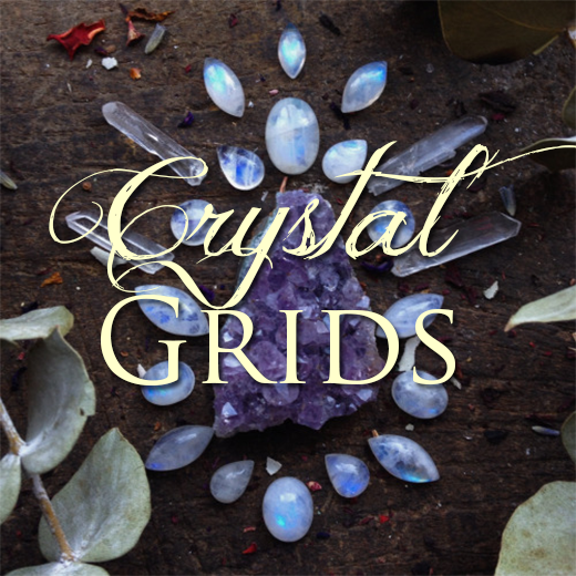 The Crystal Grid Guide
