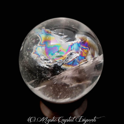 The Quartz Crystal Guide - Mystic Crystal Imports