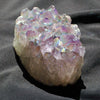 Large Angel Aura Amethyst Crystal Cluster- 573 Grams