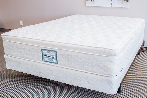 Mattress Memphis Winnipeg pillow top comfort soft