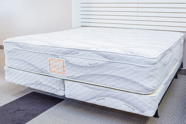 Mattress Plush Firm Winnipeg medium breathable fabric