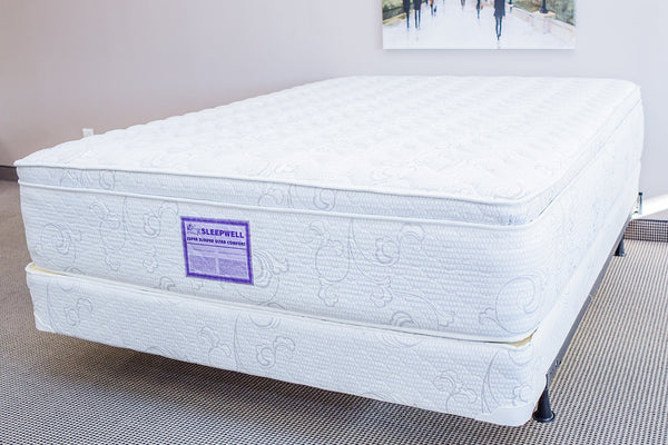 Mattress Super Sleeper Ultra Winnipeg soft sleep bed comfort