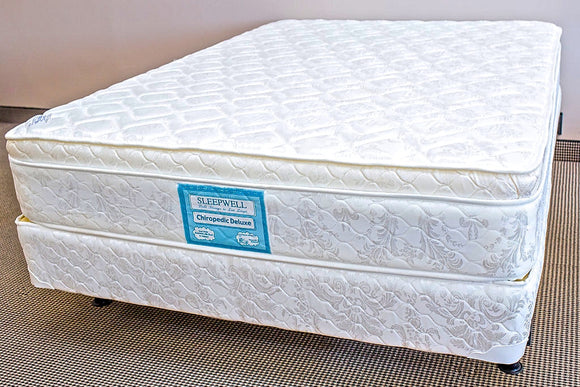 pillow top chiro deluxe mattress, medium soft