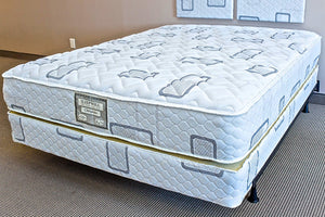 chiropedic firm coil mattress