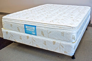 Winnipeg medium soft pillow top insulation mattress