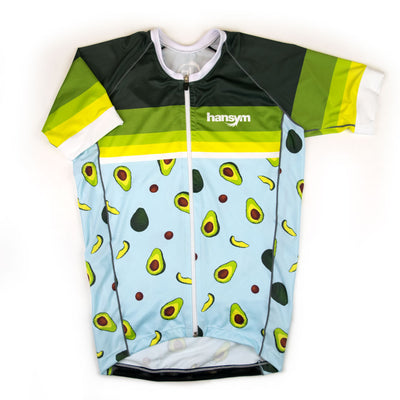 Avocado Cycling Jersey