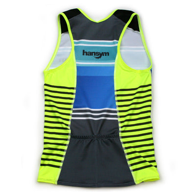 Island Lights Tri Top