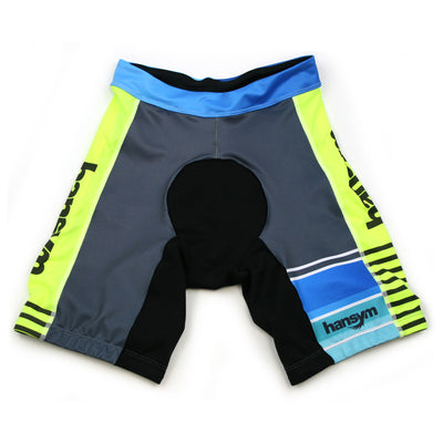 Male Tri Shorts Island Lights Front