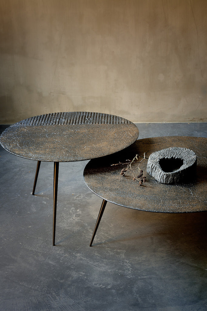 Luna Nesting Coffee Table - Whisky