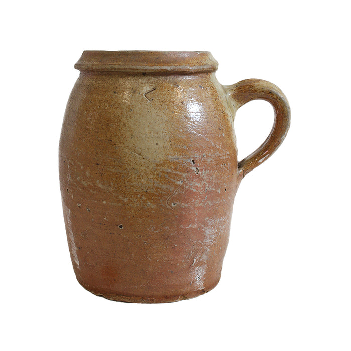 Antique French Handled Crock