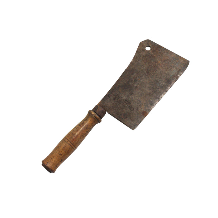 ANTIQUE FRENCH CLEAVER