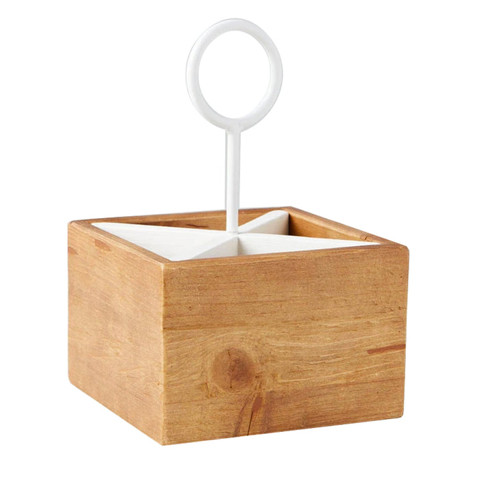 Bianca Silverware Caddy