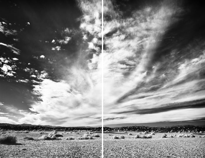 | DEATH VALLEY SKY | DIPTYCH