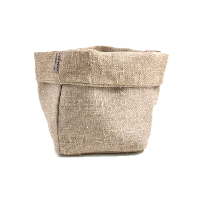 Natural Linen Bread Basket