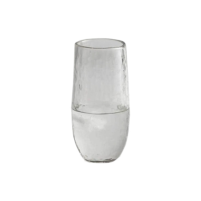 Pebbled Drinking Glass