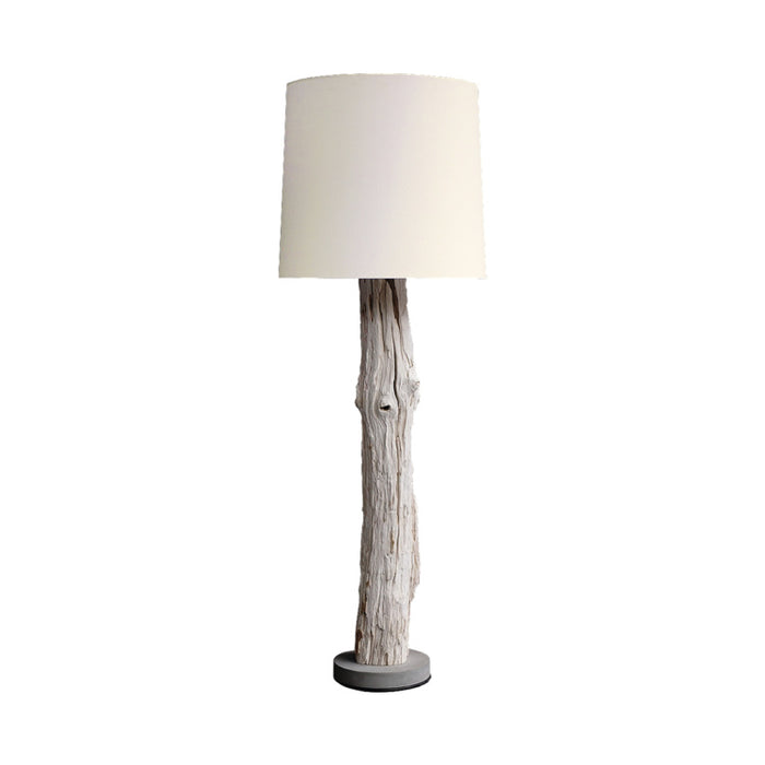 PETRIFIED FLOOR LAMP