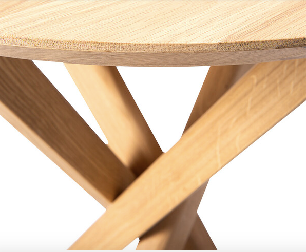 Oak Mikado Side Table - Ethnicraft