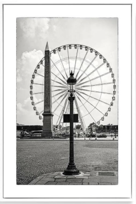 """La Grand Roue"" The Big Wheel"