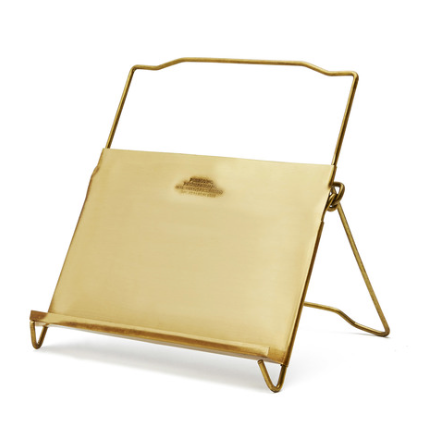 Brass Tablet Holder - Puebco