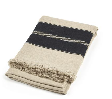 MARSHALL THROW BLANKET - MULTI-STRIPE