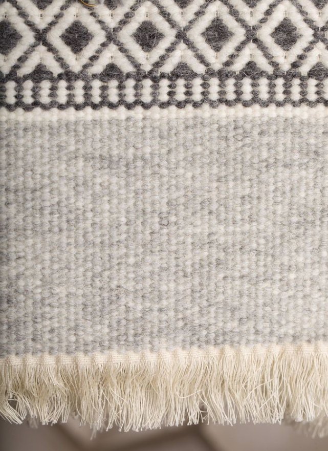 PIPIL ALPACA AND WOOL BLANKET