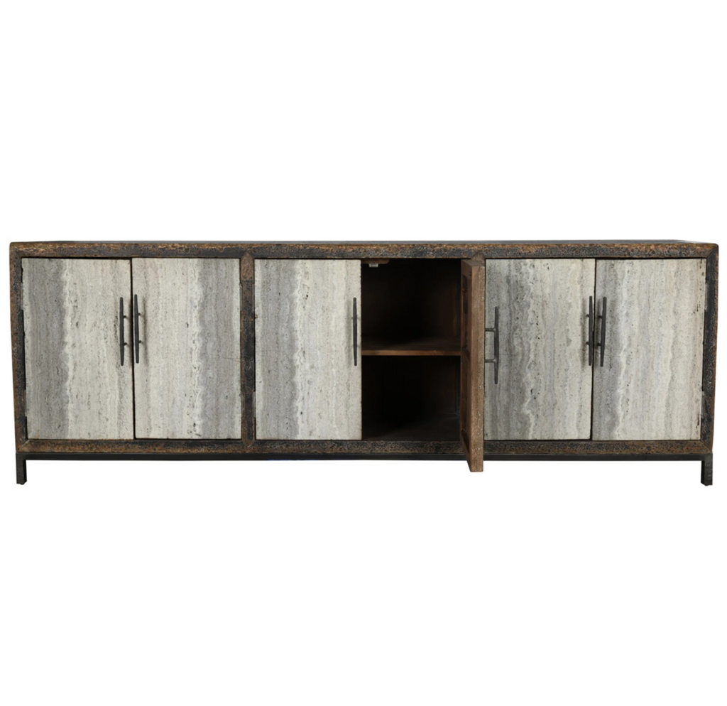 Lunette 6-Door Sideboard