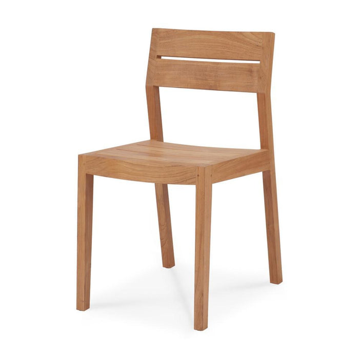Teak EX 1 Outdoor Dining Chair