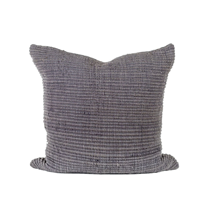 Makun Texturized Pillow - Charcoal