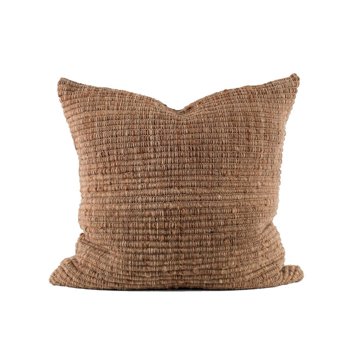 Makun Texturized Pillow in Gold Moss