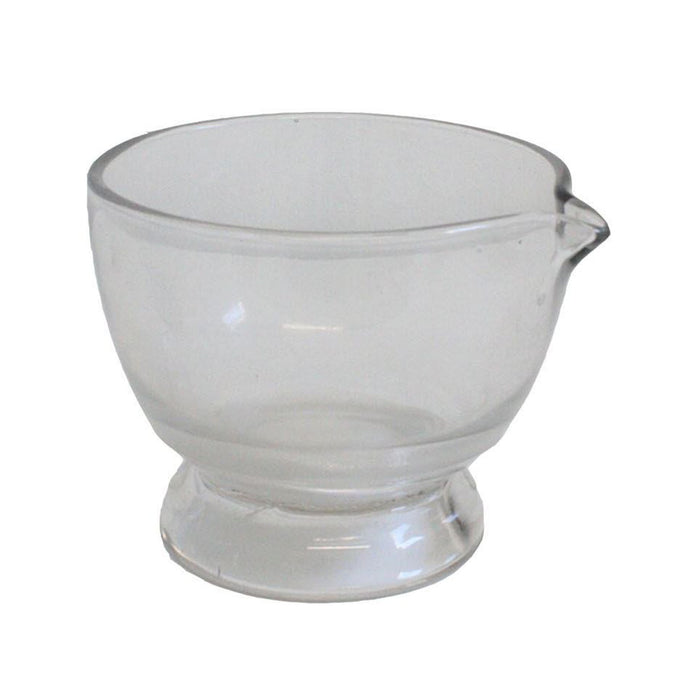 Vintage Glass Footed Bowl
