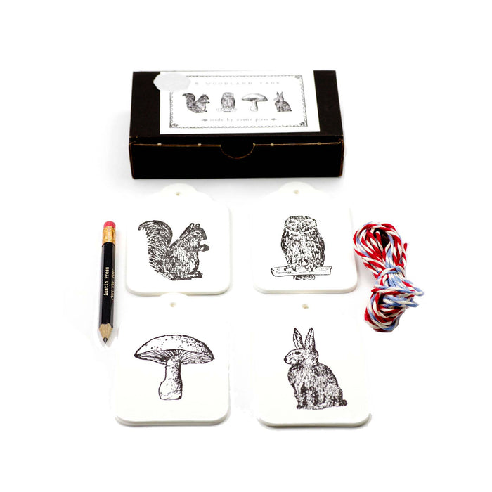 Woodland Gift Card Set