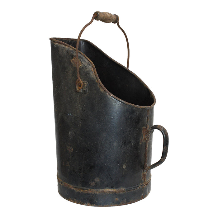 Antique French Charcoal Bucket