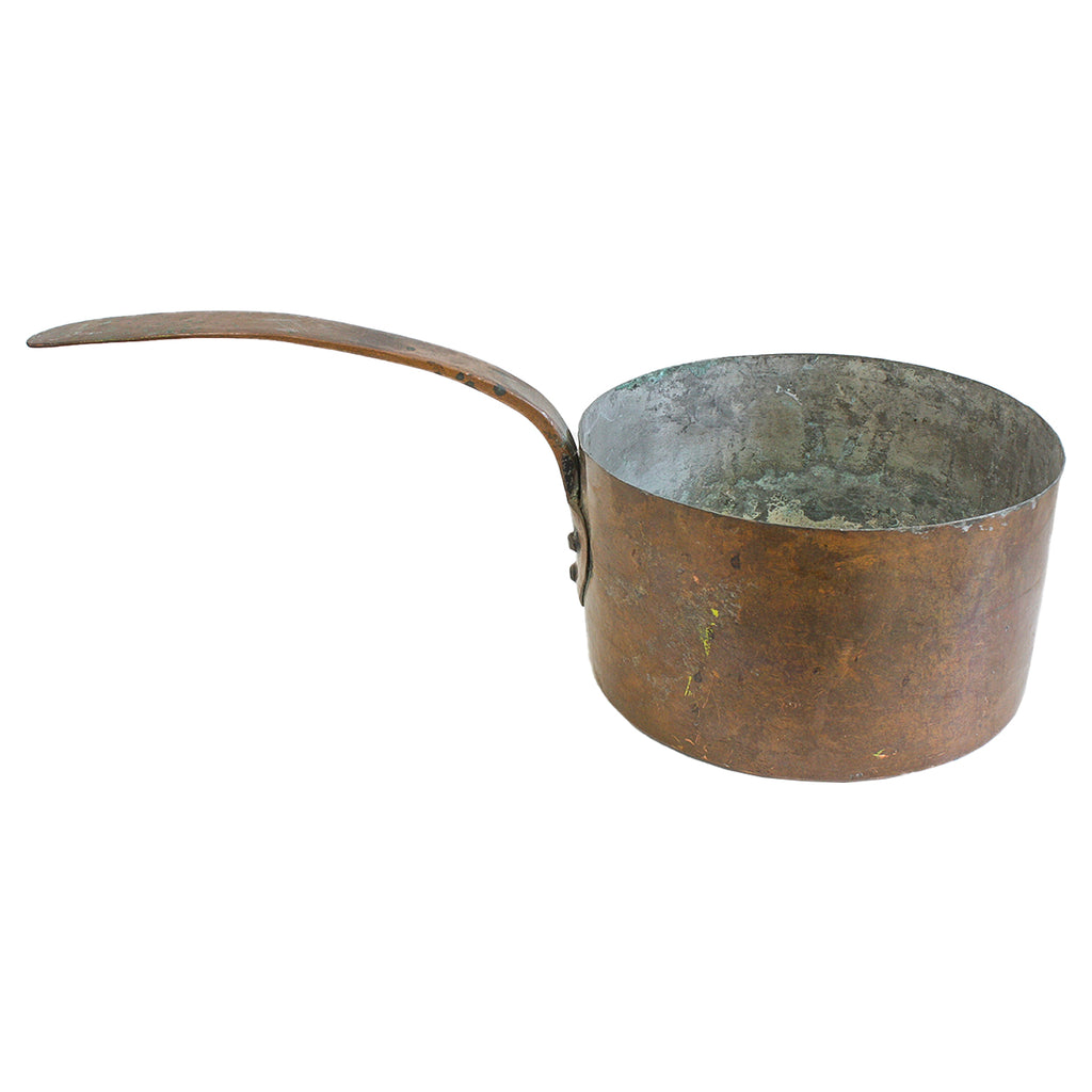 18th Century Copper Pot