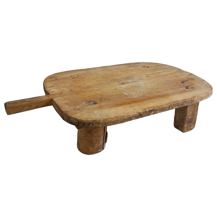 Vintage Footed Bread Board