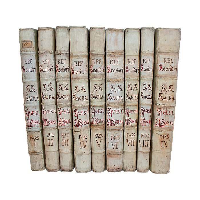 Vellum 9 Volume Book Set
