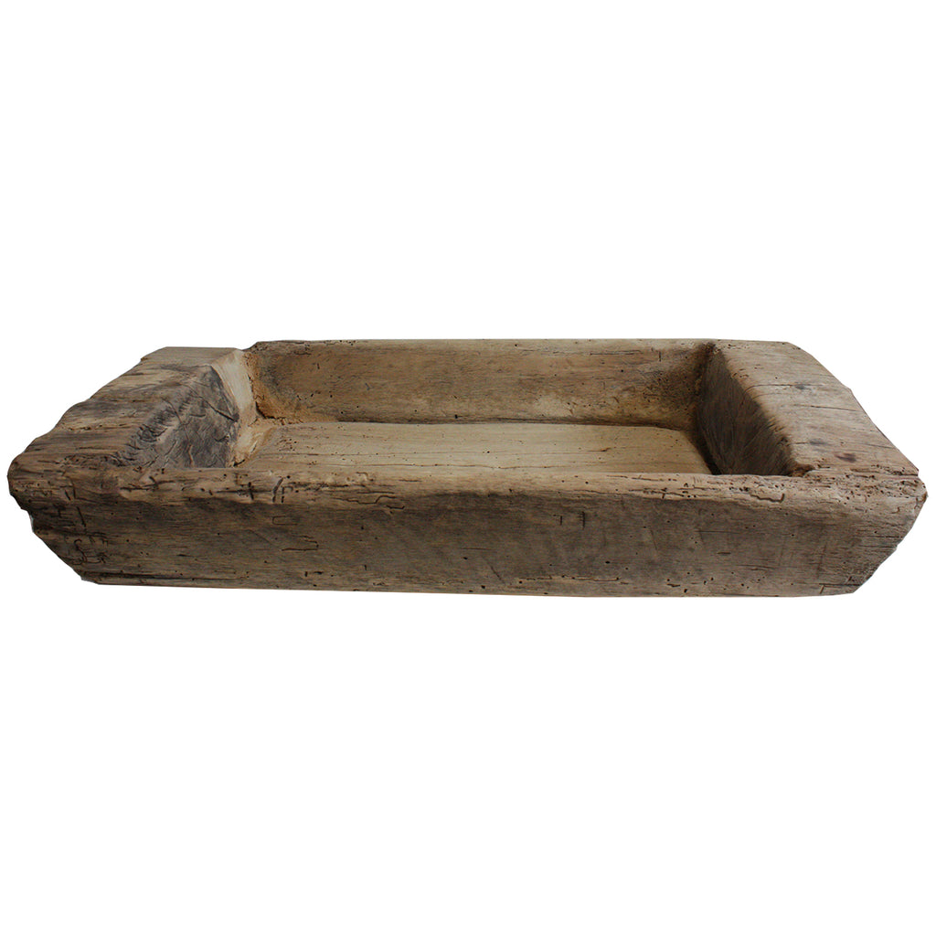 Wooden Troughs