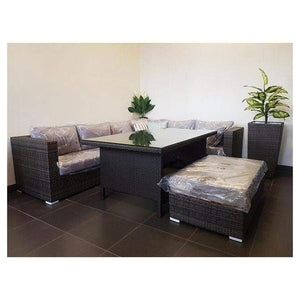 AZUR LOUNGE/DINING SET