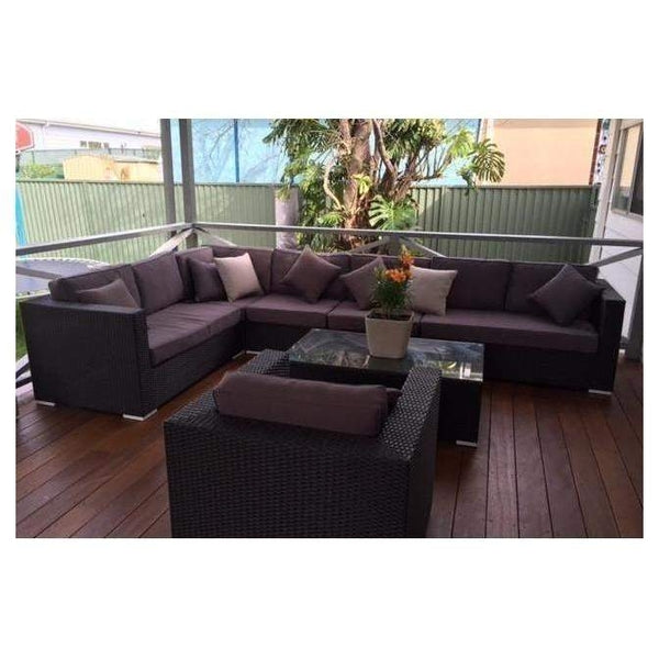 RENZO - OUTDOOR LOUNGE SETTING - The Wicker Man - 8
