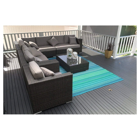 RENZO - OUTDOOR LOUNGE SETTING - The Wicker Man - 4