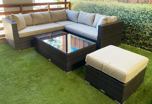 AZUR 5 PIECE LOUNGE