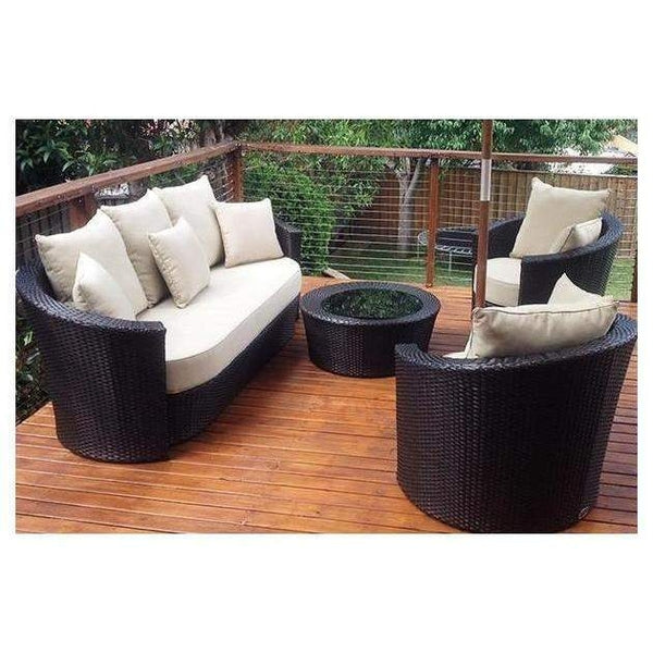 ATHENA - DAYBED LOUNGE 4 PIECE SETTING - The Wicker Man - 6