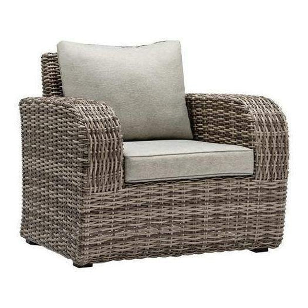 BURWOOD - 4 Piece LOUNGE SETTING - The Wicker Man - 8